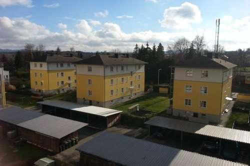Gemütliche, gut aufgeteilte 3-Zimmer-Wohnung mit Balkon und kleinem Garten in Ried im Innkreis