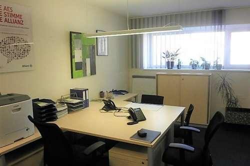 Erdgeschoss Büro in hochwertig saniertem Stadthaus direkt am Rossmarkt von Ried i.I.