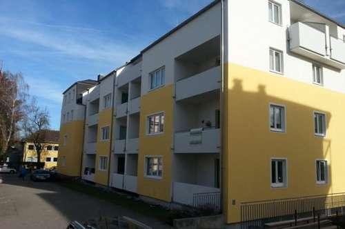 Gemütliche, ruhig gelegene 2-Zimmer Wohnung mit Loggia in Stadtrandlage Ried