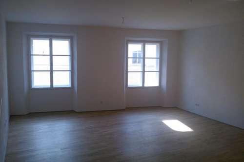Neuwertige, moderne 2-Zimmer-Wohnung im Schärdinger Zentrum - Küche möbliert