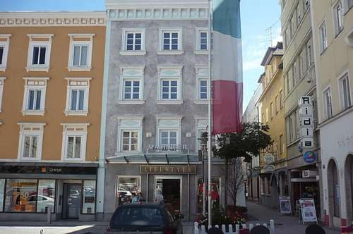 Ideale Single-Wohnung mit kleiner Loggia im Zentrum von Ried