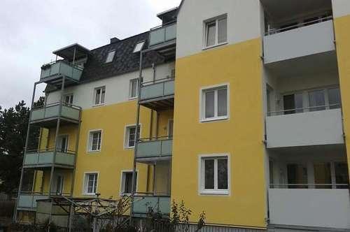 Perfekt aufgeteilte 2-Zimmer-Wohnung mit Balkon in ruhiger Lage in Ried im Innkreis