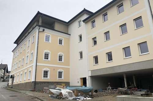 ERSTBEZUG! Hochwertige 3-Zimmer-Wohnung mit möblierter Küche und Loggia in Maria Schmolln - nur noch 2 Einheiten frei!