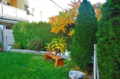 Wunderschöne Gartenwohnung inkl.Tiefgaragenstellplatz