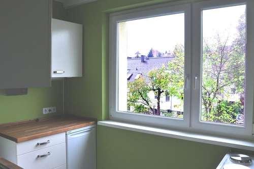 3-Zimmer-Wohnung in Urfahr mit Blick auf den Pöstlingberg