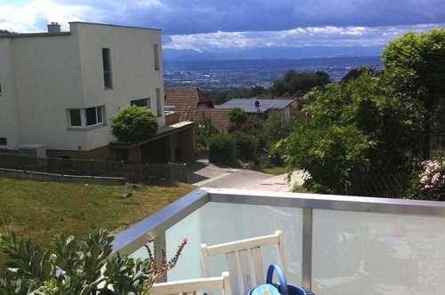 2 Zimmer-Wohnung mit Balkon im Grünen