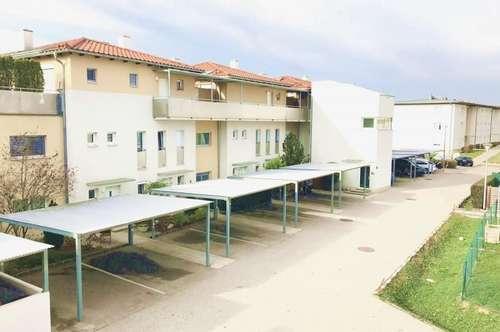 Traumhafte, neuwertige und sofort beziehbare Terrassenwohnung mit einem einzigartigem Ausblick ins Grüne in Wels/Laahen zu verkaufen!