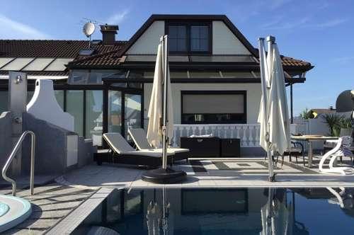 Elitäre, großzügige Villa in einer der beliebtesten Wohngegenden in der Umgebung von Marchtrenk und Buchkirchen zu verkaufen