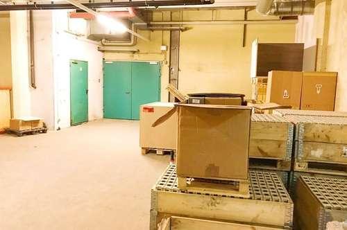 Platz für Kreativität: Lagerhallen nahe dem Zentrum mit ausgezeichneten Parkmöglichkeiten, natürlich auch als reine Lagerfläche verwendbar