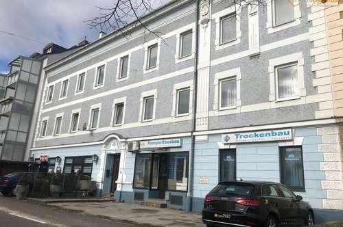 Profitables Zinshaus nähe Bulgariplatz inkl. 2 Geschäftslokale mit der Möglichkeit zum Dachbodenausbau!