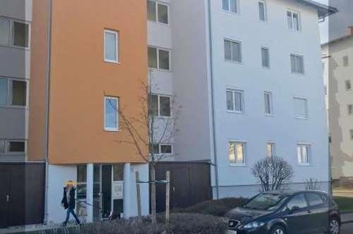 4 Zimmer - teilmöblierte Eigentumswohnung mit durchdachter Raumaufteilung, einer großen Loggia und Garagenabstellplatz in Wels-Zentrum zu verkaufen