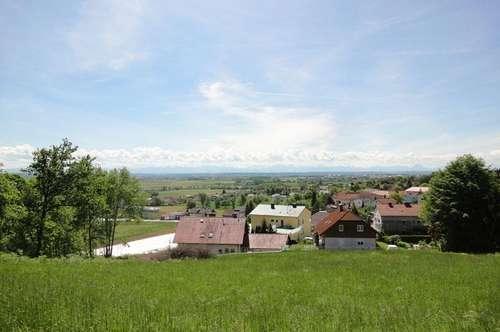 Panorama-Grundstück in Leonding