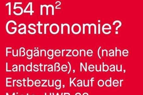 """""""Gastronomie-Lokal"""" oder """"Geschäftsfläche"""" in Linzer Fußgängerzone"""