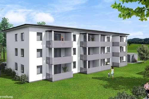 Geförderte Mietkaufwohnung in Fraham (Eferding) - 82 m² Nutzfläche