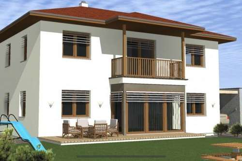 PROVISIONSFREI!! Großes Einfamilienhaus Massiv aus ökologischen Materialien