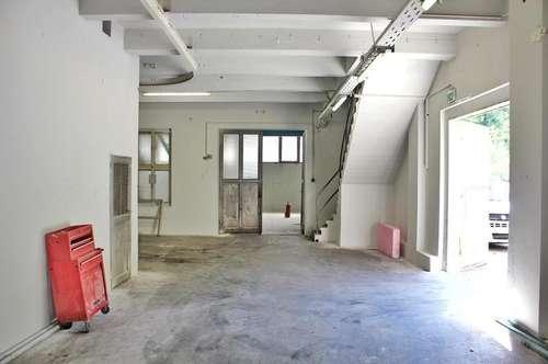 Feistritz im Rosental riesige Halle zu vermieten inklusive Büros WC´s Lastenlift