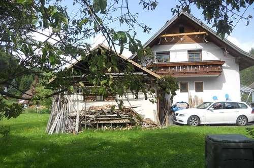 Sirnitz - EFH. Wohnhaus/am Fuße d. Nockberge-Nähe Hochrindl, ebene Lage, sonnig