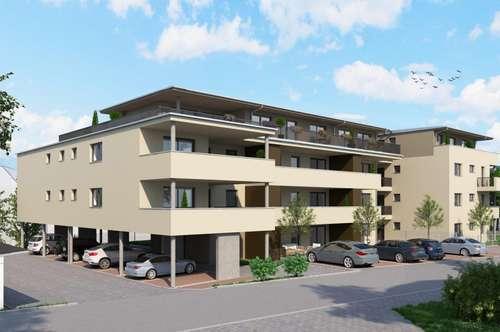 ERSTBEZUG - Moderne und sonnige Wohnung in St. Andrä! Provisionsfrei!