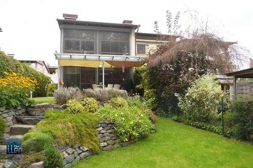 Waidmannsdorf: Ruhige moderne Maisonette-Wohnung mit schönem Gartenanteil und 2 Tiefgaragenplätzen
