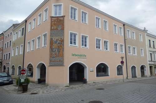 Attraktive 2-Zimmer-Neubauwohnung im Zentrum von Braunau ab 01.06.2019 zu vermieten!
