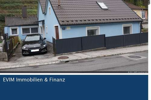 leistbares Einfamilienhaus in Berndorf