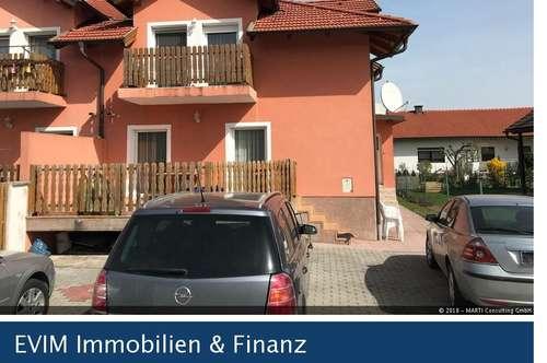 Doppelhaushälfte für Zweifamilien