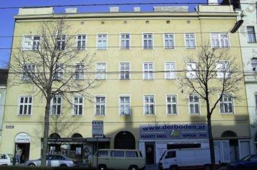 Hernalser Hauptstraße Hofgrünruhelage, 42m² Altbaumiete, 2. Stock kein Lift, Studenten bevorzugt!