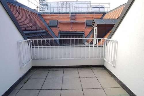 Palaiswohnung - 91 m² mit Terrasse Nähe Hofburg