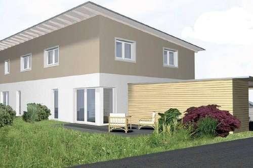 PROVISIONSFREI für Käufer!! Doppelhäuser: Einzelcarport und Wirtschaftsraum inklusive!! Frühjahrsaktion!!
