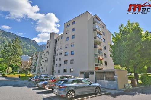 Leistbare 4 Zimmer-Wohnung mit schöner Aussicht