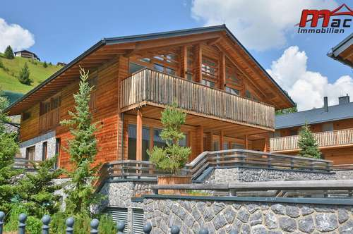 Zwei Luxus-Chalets in Lech am Arlberg