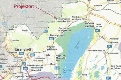 Traumhafte 2 Zi- Wohnungen mit Blick auf Neusiedlersee!