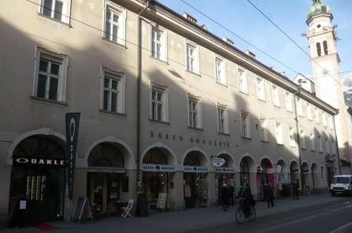 Kleines Geschäftslokal in der Maria-Theresien-Straße