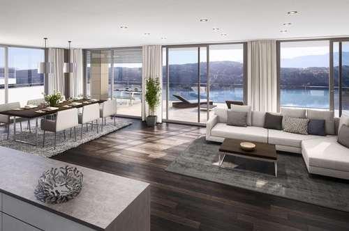 Top B2: Apartment im Erdgeschoß mit Seeblick und Seezugang