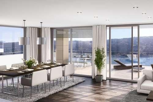 Apartment mit Seeblick und Seezugang