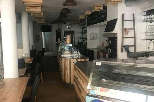 Geschäftslokal am Hauptplatz in Spittal an der Drau