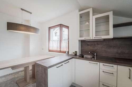3 Zimmer Wohnung - Tiefgaragenplatz - Dachterrasse