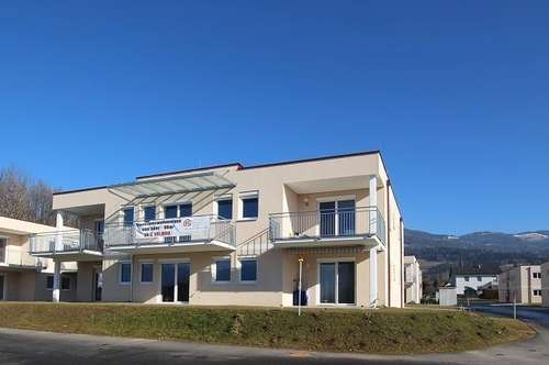 ERSTBEZUG - 3 Zimmer Wohnung in direkter Nähe des LKH Wolfsberg