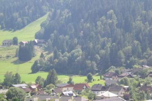 Radenthein - Sonniges Baugrundstück mit Ausblick