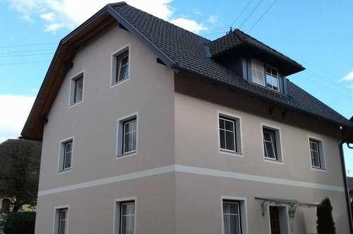 Neuwertige Wohnung mit Gartennutzung in Wölfnitz