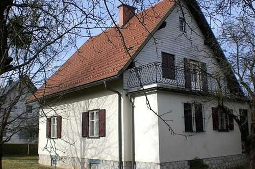 ** Nettes Wohnhaus in Wolfsberg Nähe **
