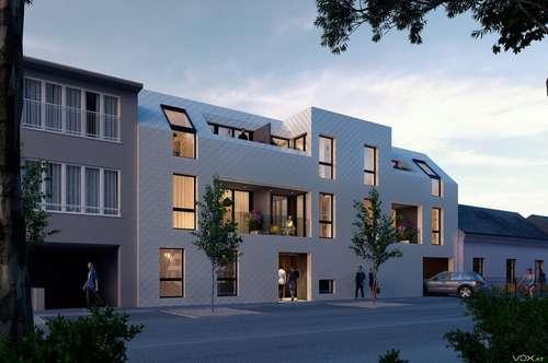 ANLEGERHIT: Grüner Wohntraum im Herzen von Mauer - Gartenmaisonette-Wohnung mit Haus-Charakter