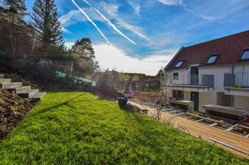 BISAMBERG (ANLEGERHIT) - Traumhaftes Neubauprojekt - Erstbezug Top 1