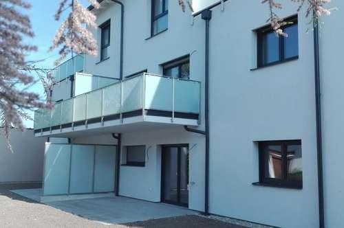 Beste Lage in Münchendorf - 3-Zimmer-Wohnung mit Balkon