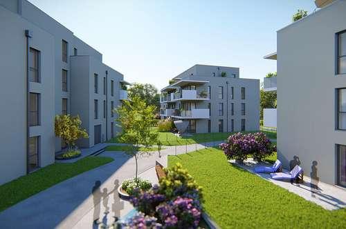 kleine aber feine Gartenwohnungen mit perfekter Infrastruktur - provisionsfrei - nur mehr 1 TOP verfügbar