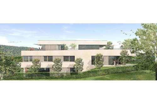 Lannach, stilvolles 4- Zimmer Penthouse mit 2 Terrassen und Balkon in bester Lage