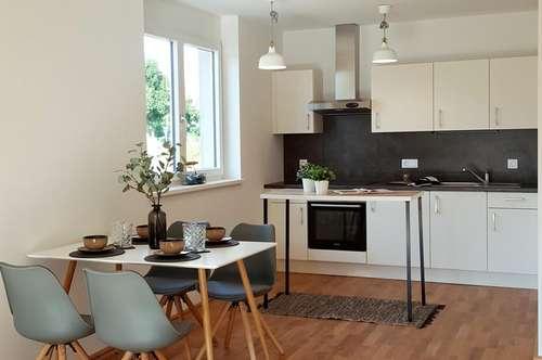 Moderne 2-Zimmerwohnung in Waidmannsdorf