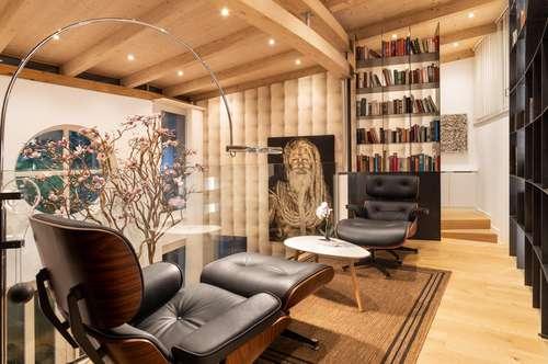Wohnen im Luftkurort - Herausragende Designvilla