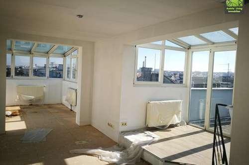 ++Top Preis++Dachgeschoßwohnung- mit großer Terrasse