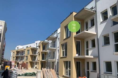 81m² - schlüsselfertig, Fußbodenheizung, Sonnenschutz